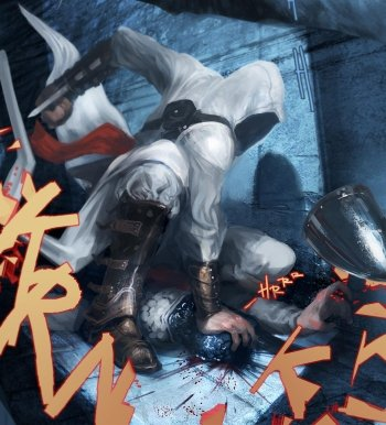 Preview Game - Assassinscreed Art