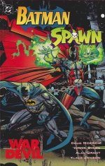 Preview Batman/Spawn: War Devil