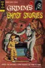 Preview Grimm's Ghost Stories