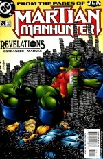 Preview Martian Manhunter