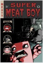 Preview Super Meat Boy
