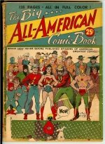 Preview The Big All-American Comic Book