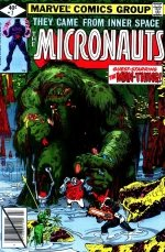 Preview The Micronauts
