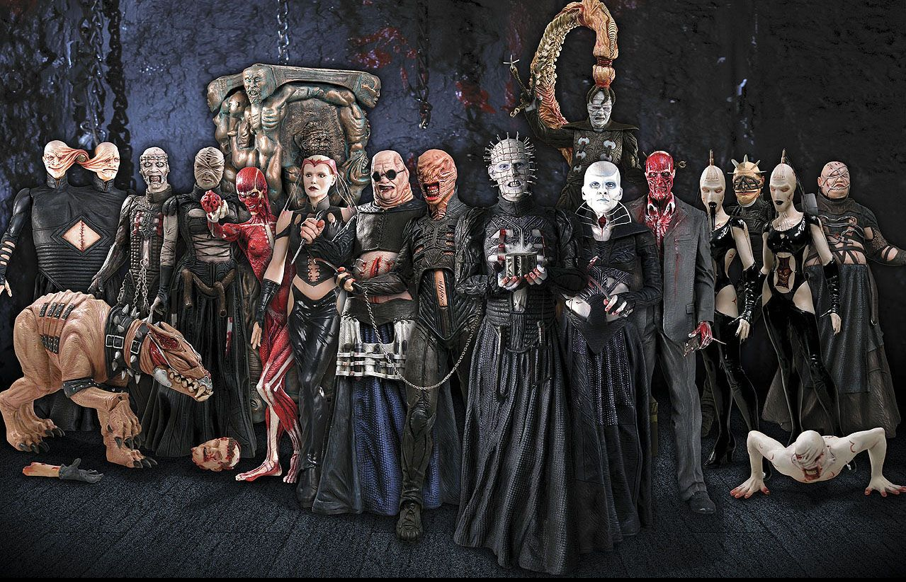 Hellraiser Film  TV Tropes