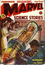 Preview Marvel Science Stories