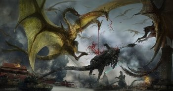 Sub-Gallery ID: 1398 Godzilla