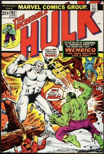 Related Pictures the incredible hulk 103 and now the space parasite ...