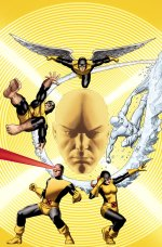 Preview X-Men Gold