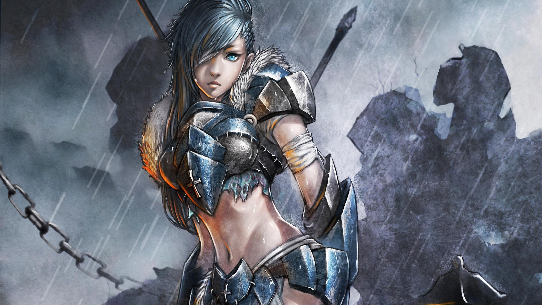 694 women warrior art art abyss preview art 65794 voltagebd Images