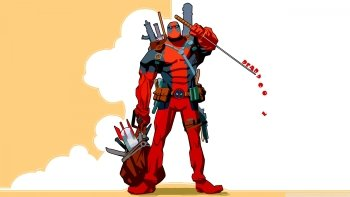 Sub-Gallery ID: 3007 Deadpool
