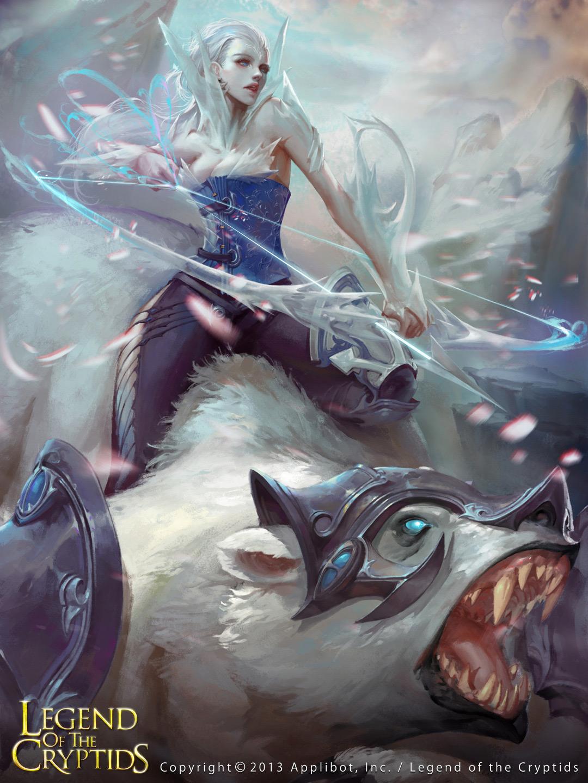 legends fantasy art - photo #26