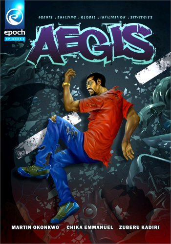 Preview Comics - Aegis Art