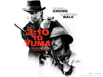 Preview Movie - 3:10 To Yuma Art