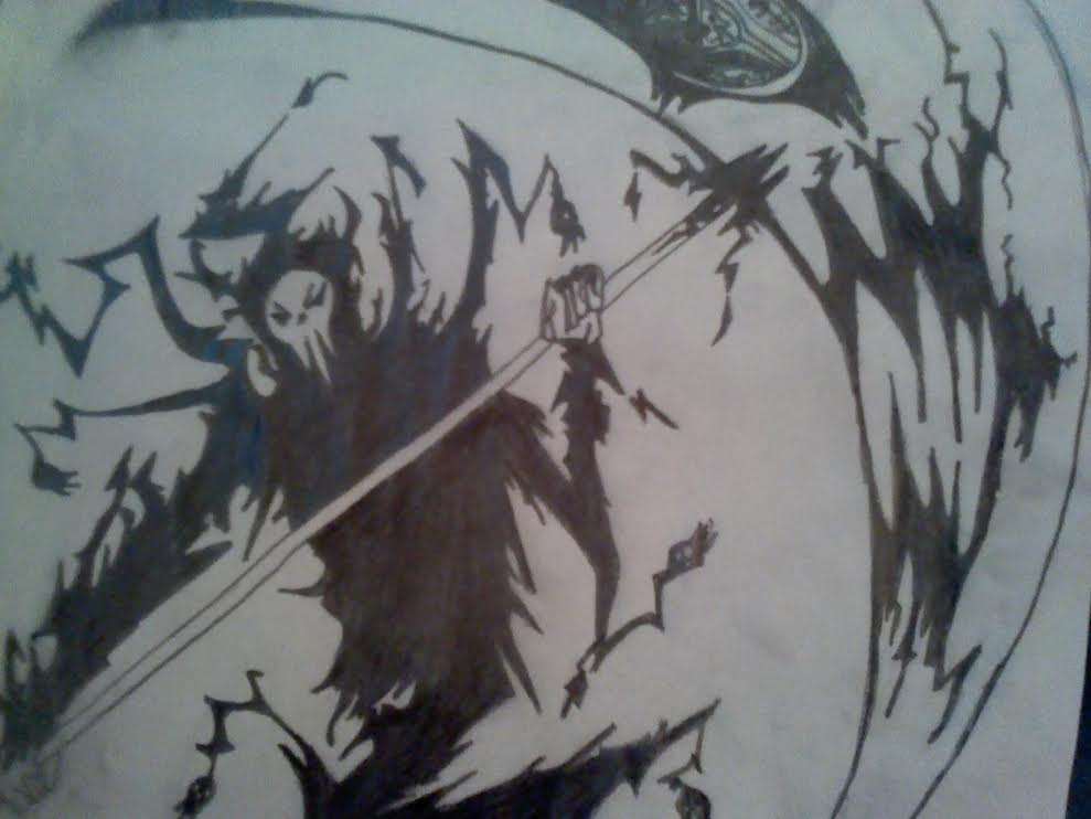 Lord Death Soul Eater Art Id 71878 Art Abyss