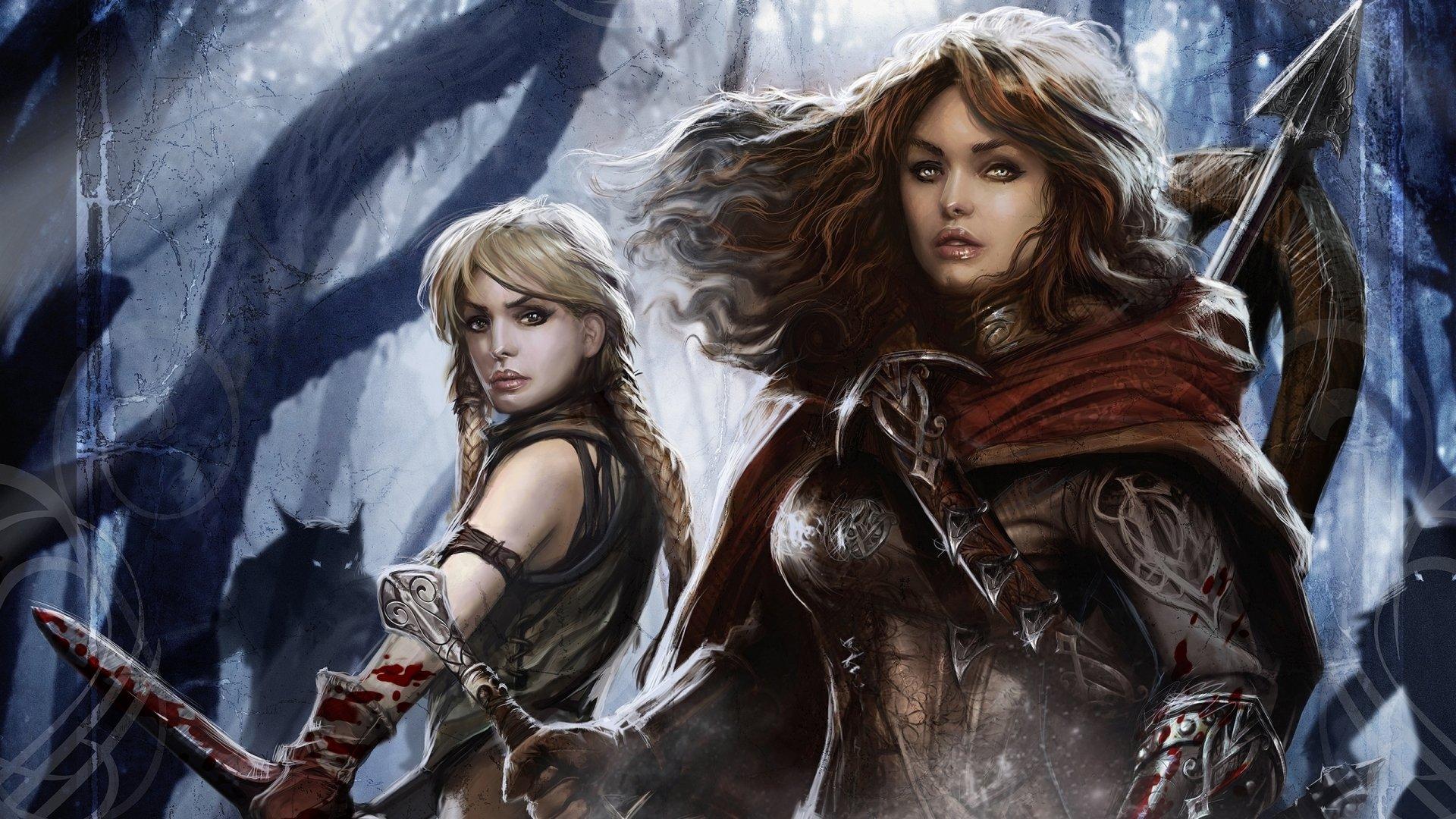Women Warrior Art - ID: 126174 - Art Abyss