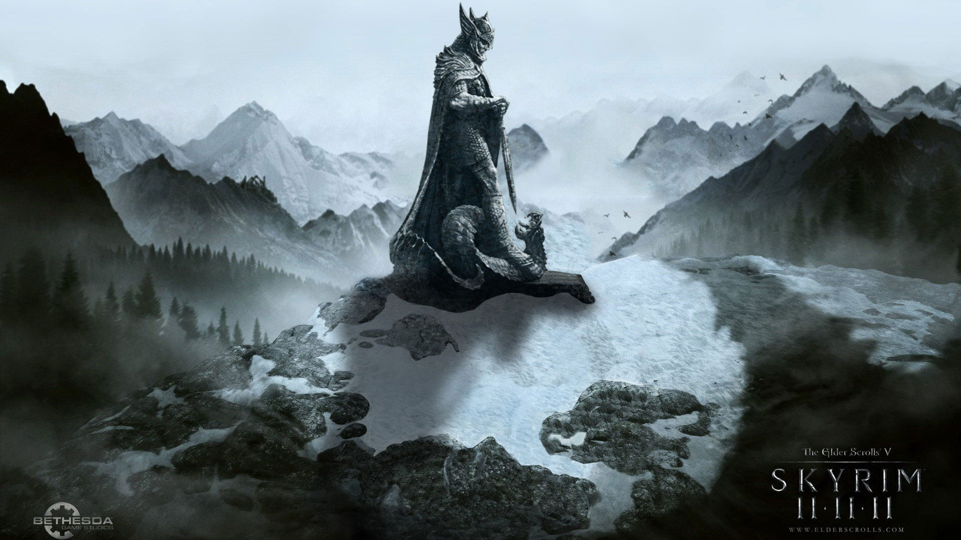 skyrim 1980 x 1040 wallpaper - photo #42