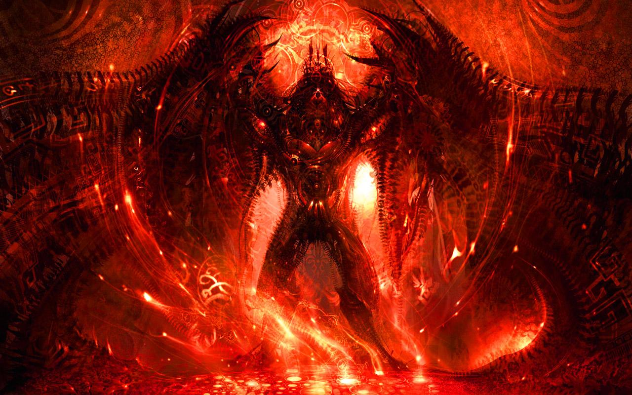 female demon wallpapers myspace - photo #26