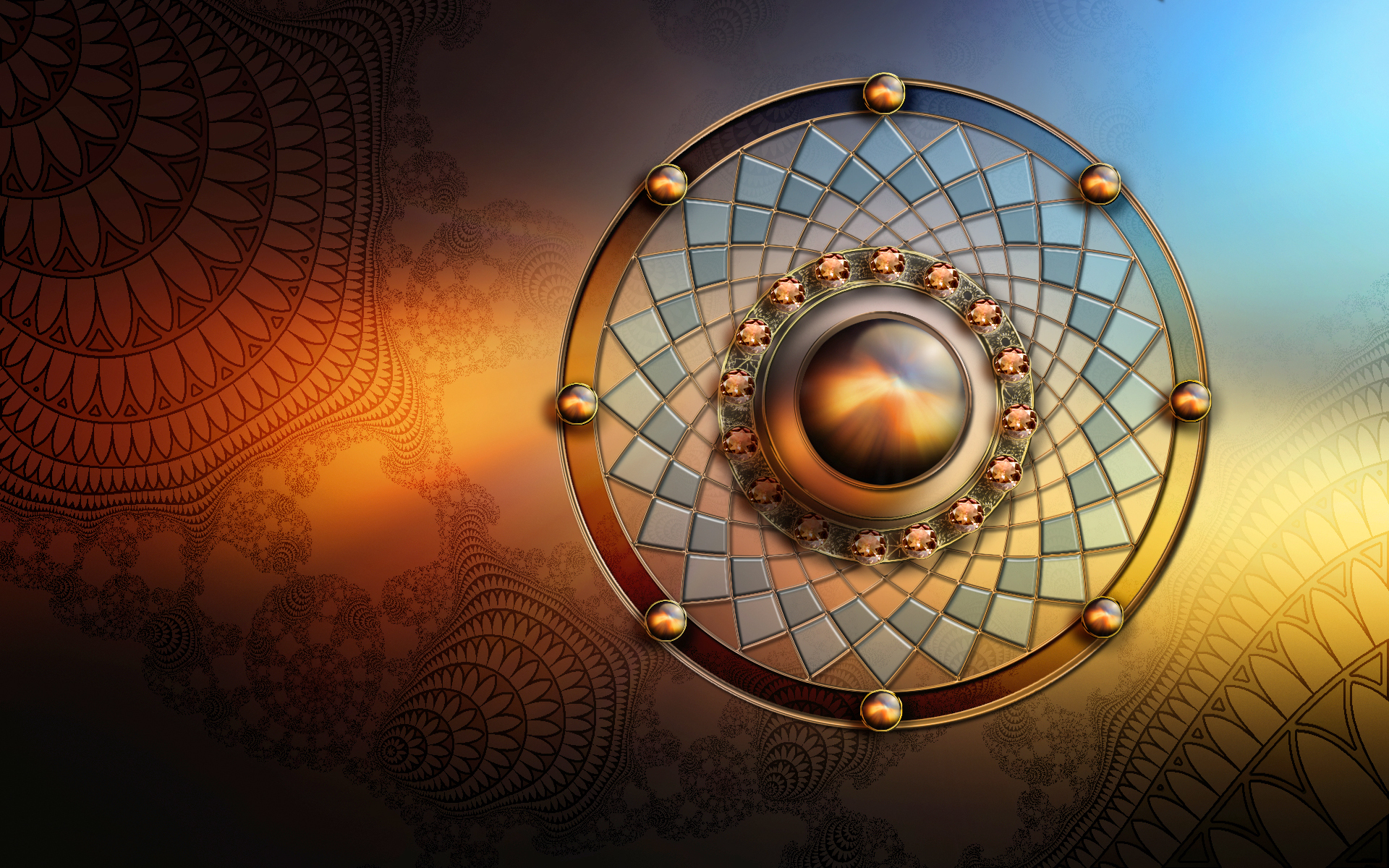Фигура круг коричневый  № 2279621 загрузить