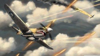 Preview Military - Air Battle Art