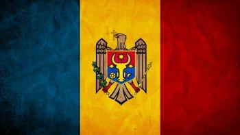 Preview Misc - Flag Of Moldova Art