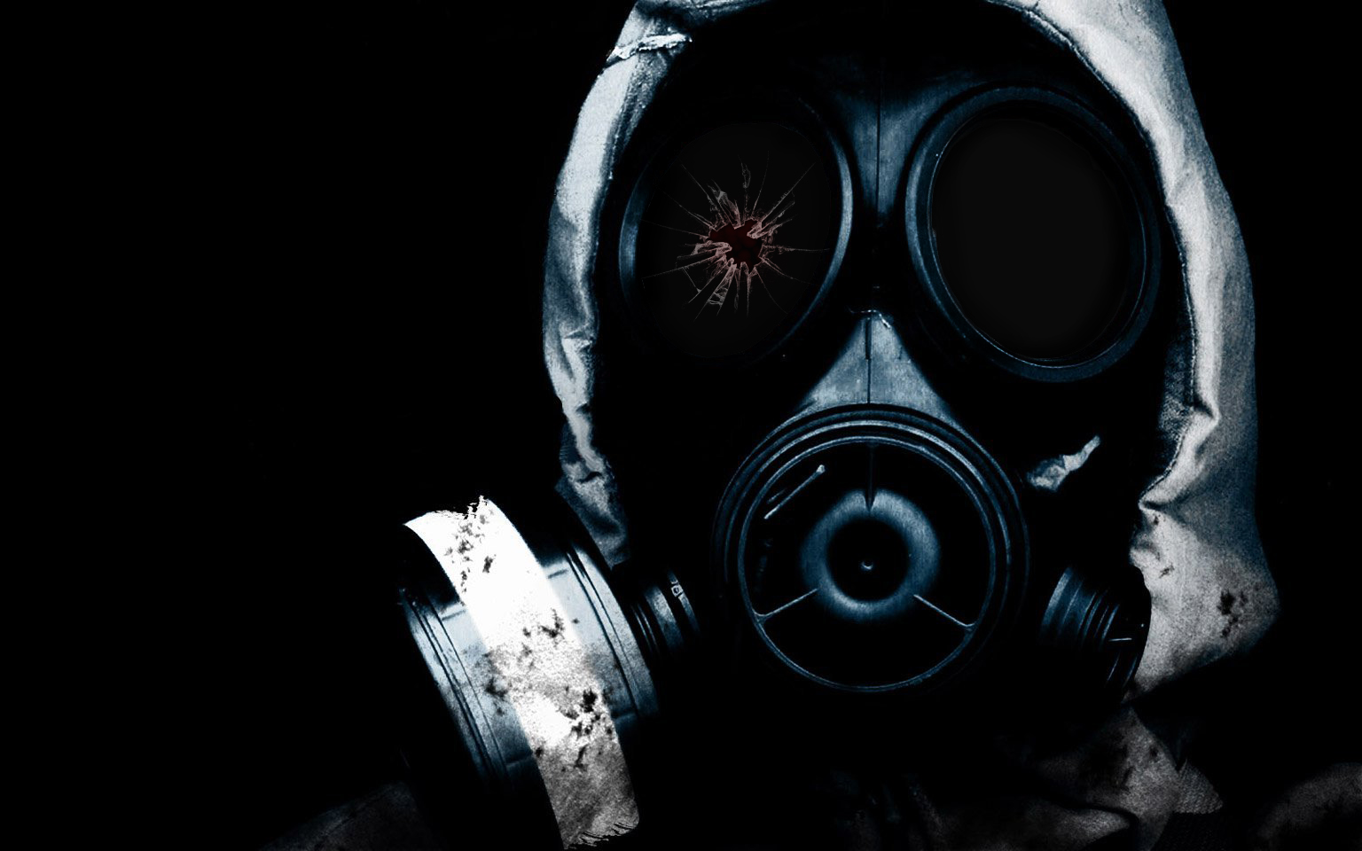 Gas mask art id 81305 art abyss for Dark house music