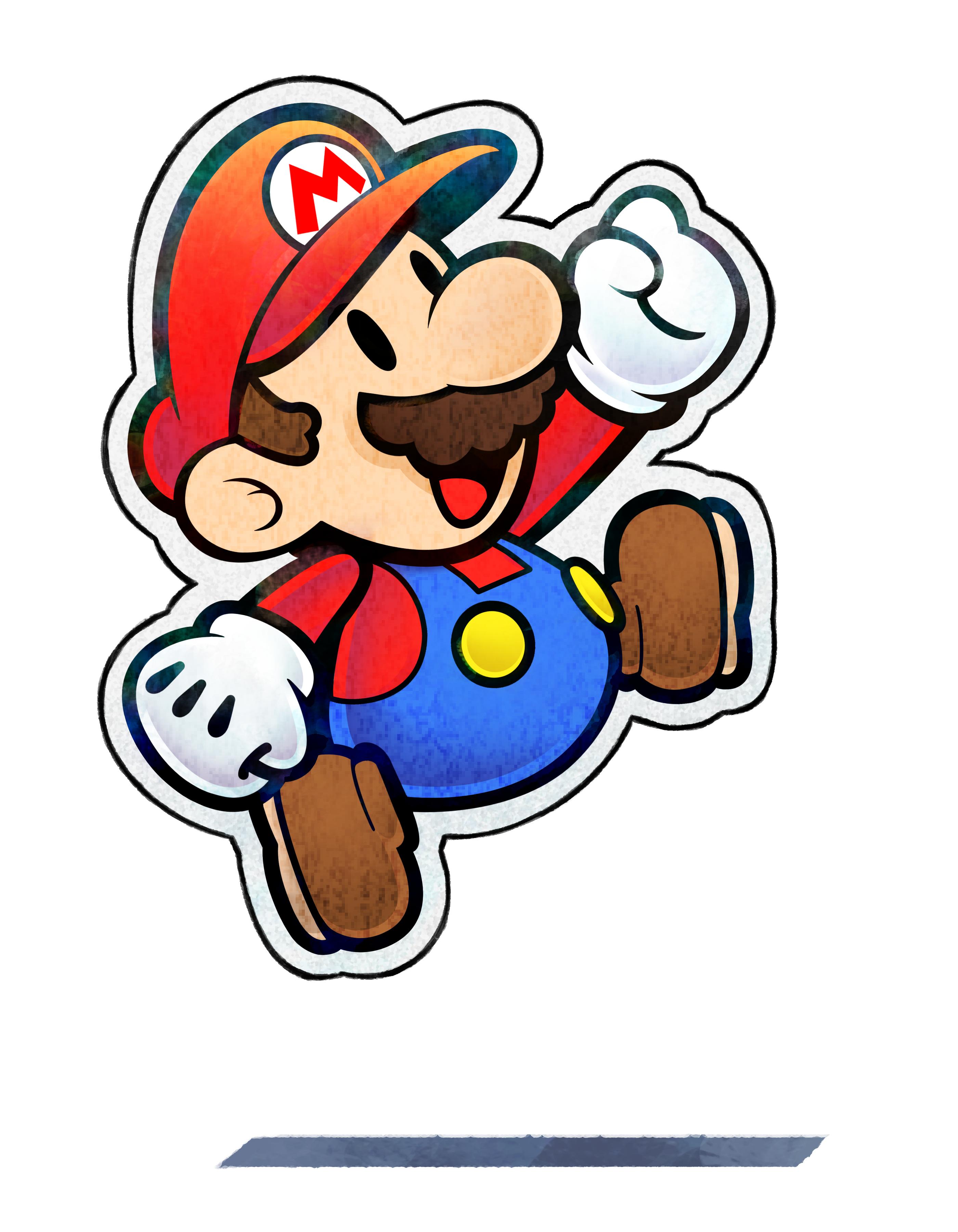 Mario Luigi Paper Jam Art Id 83930 Art Abyss