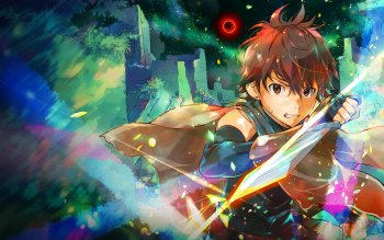 Sub-Gallery ID: 6055 Grimgar of Fantasy and Ash