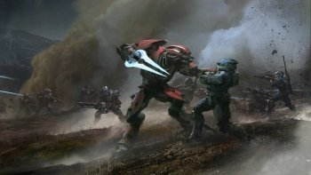 Preview halo reach