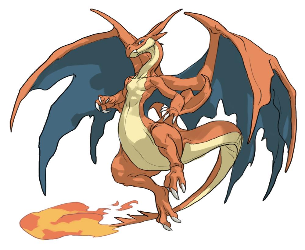 Ashs Charizard  Bulbapedia the communitydriven Pokémon