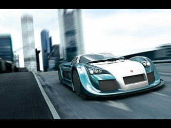 Preview Vehicles - 2009 Gumpert Apollo Art