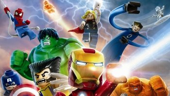 Sub-Gallery ID: 183 LEGO Marvel Super Heroes