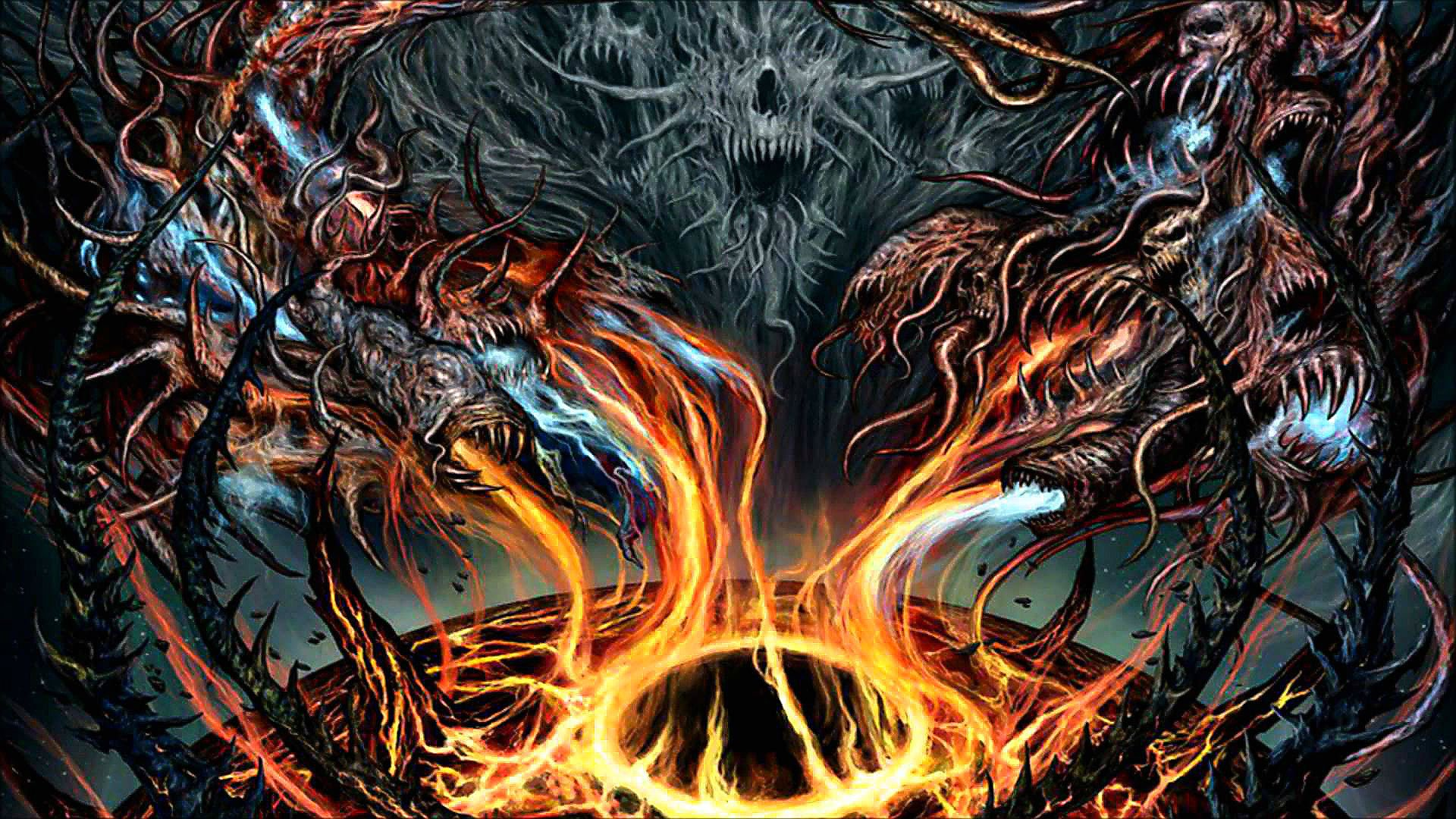 DEATH METAL Art - ID: 90633 - Art Abyss