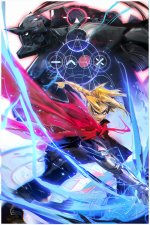 Preview Full Metal Alchemist