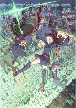Preview Little Witch Academia