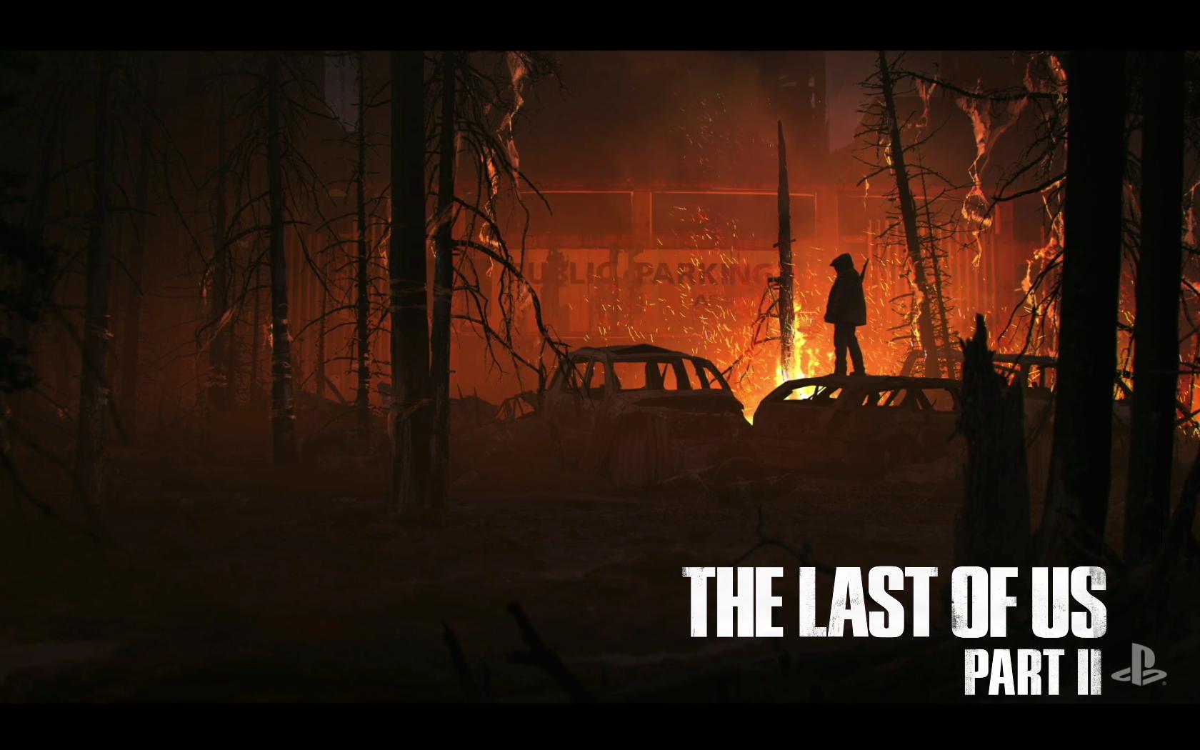 The Last Of Us Part 2 Wallpaper: The Last Of Us Part II Concept Art Wallpaper Art