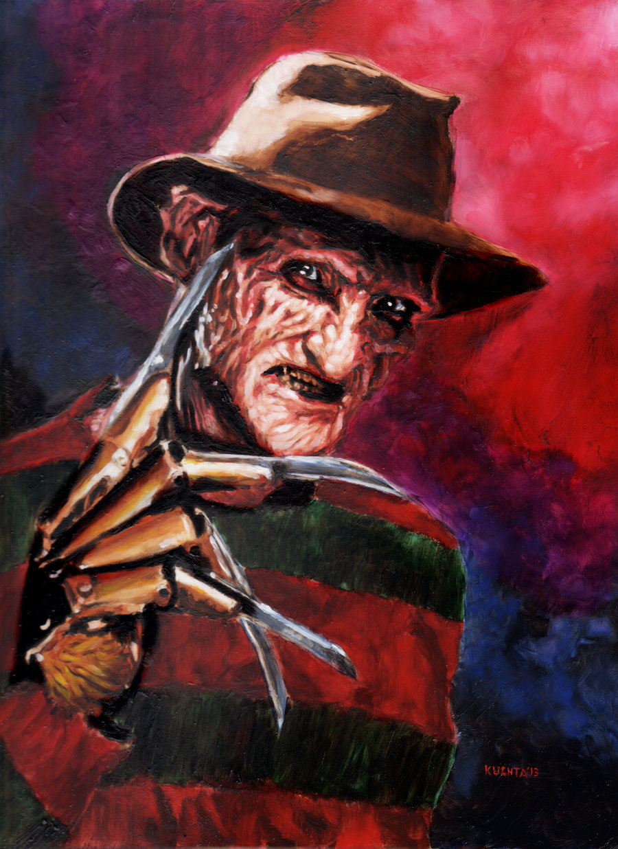 A Nightmare on Elm Street (1984) Art - ID: 93613 - Art Abyss