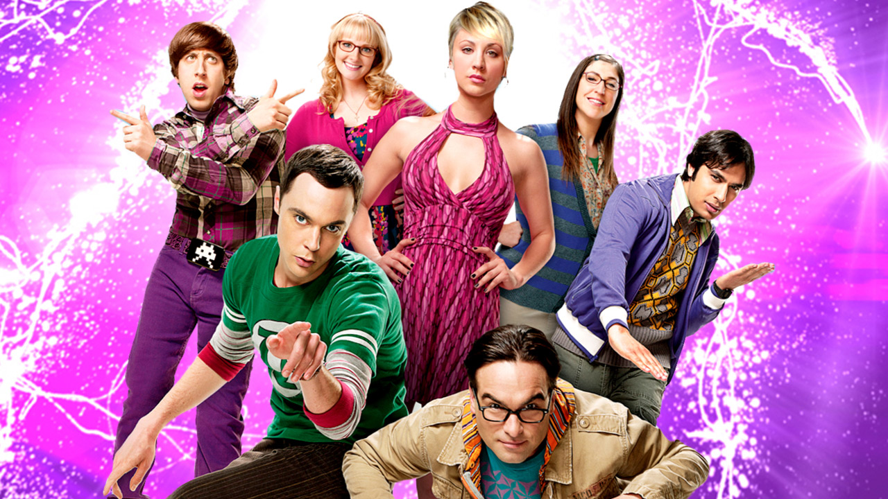 27 The Big Bang Theory Art Art Abyss