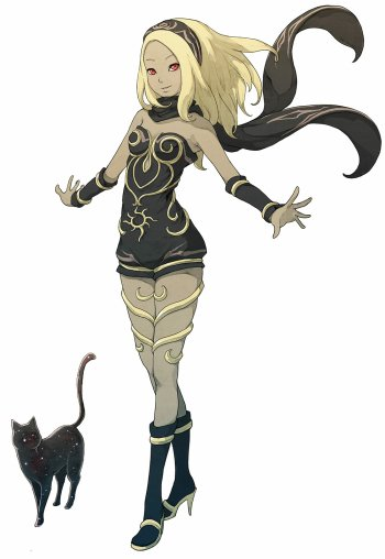 Gallery ID: 5393 Gravity Rush