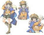 Preview Annie: Alchemists of Sera Island