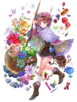 Preview Rorona: The Alchemist of Arland