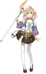 Preview Escha & Logy: Alchemists of the Dusk Sky