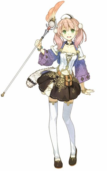 Sub-Gallery ID: 8550 Escha & Logy: Alchemists of the Dusk Sky