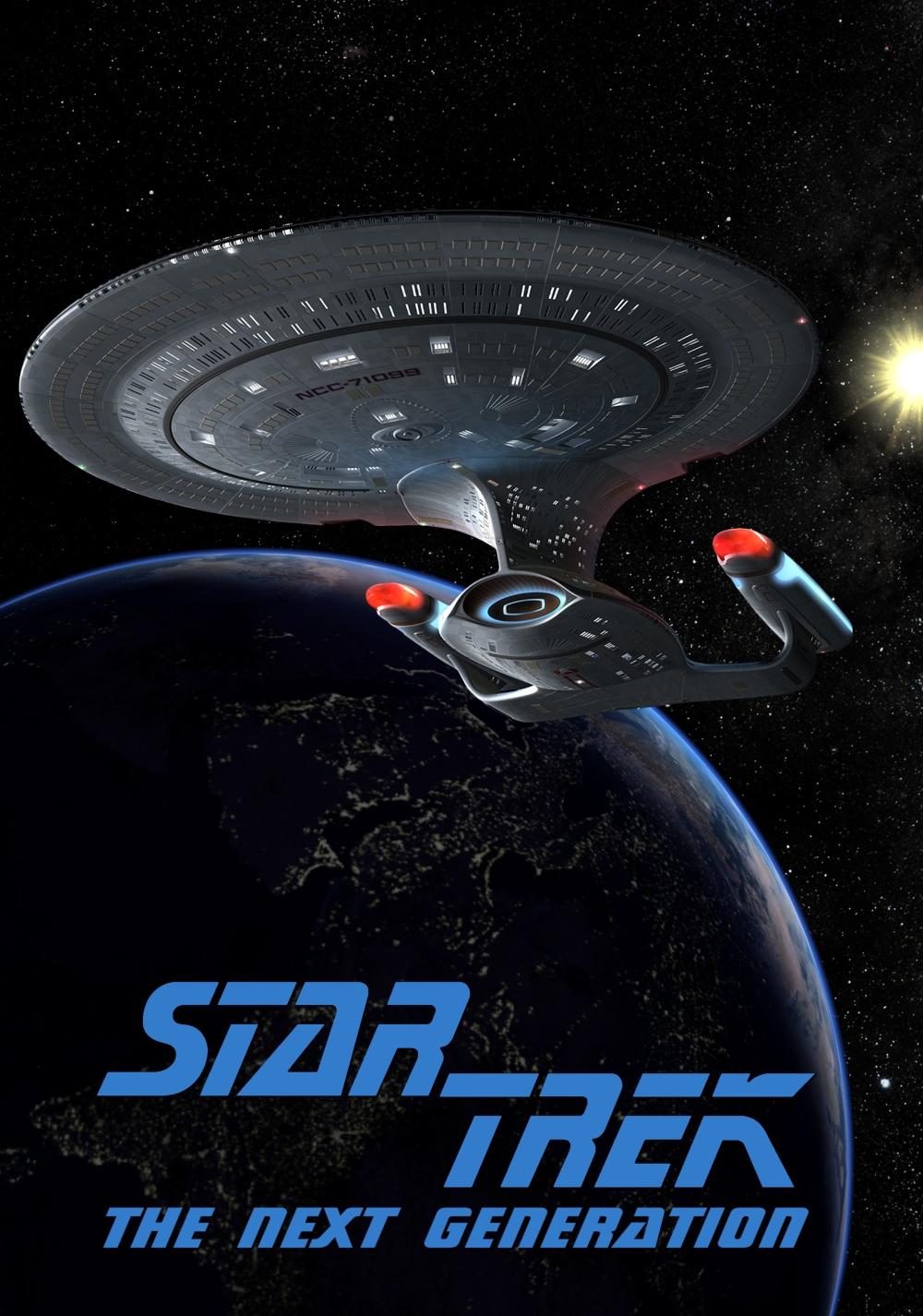 Star Trek The Next Generation Art