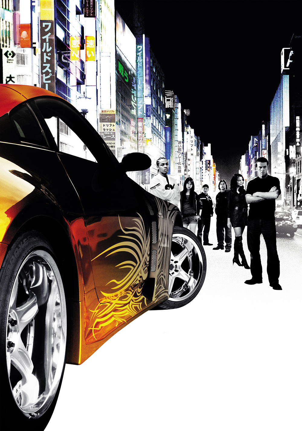 Fast And Furious 3 Full Movie >> The Fast And The Furious Tokyo Drift Art Id 97018 Art