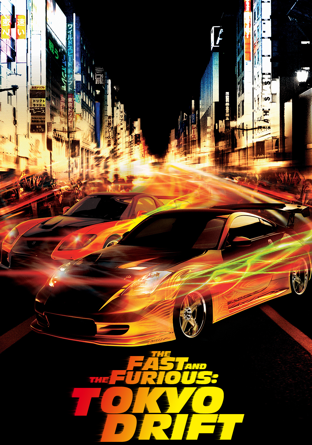 Fast And Furious 3 Full Movie >> The Fast And The Furious Tokyo Drift Art Id 97021 Art