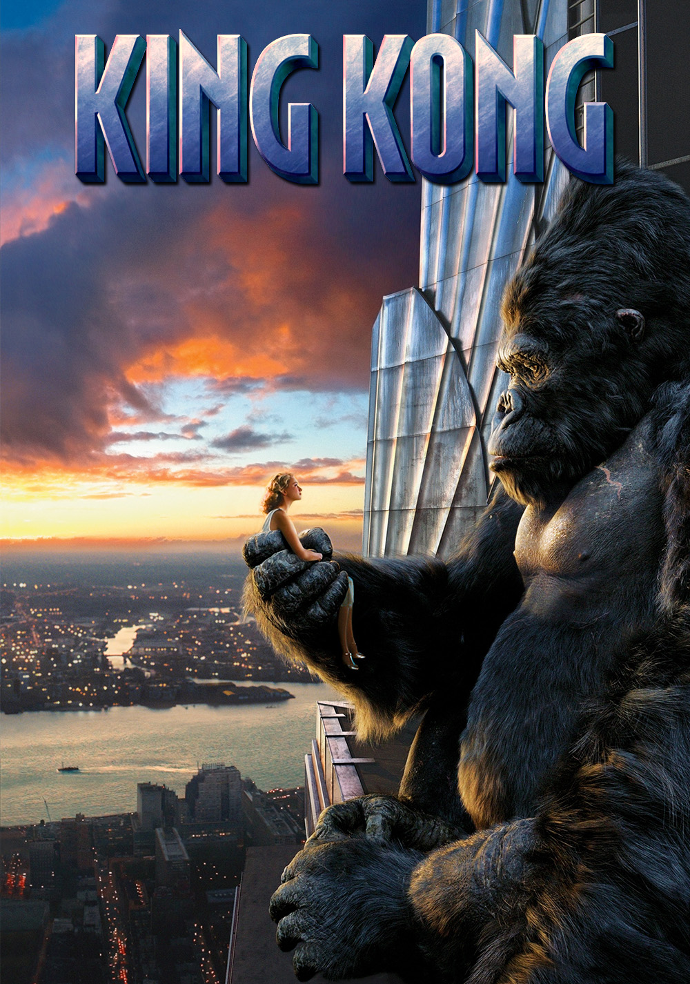 King Kong 2005 film  Wikipedia