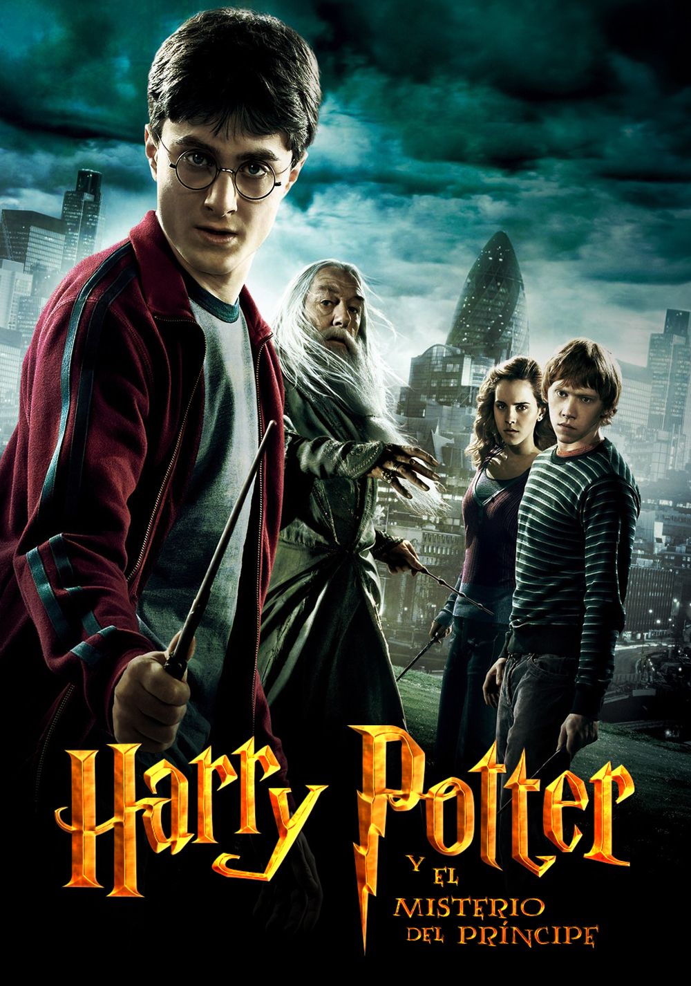 Harry Potter and the HalfBlood Prince Literature  TV