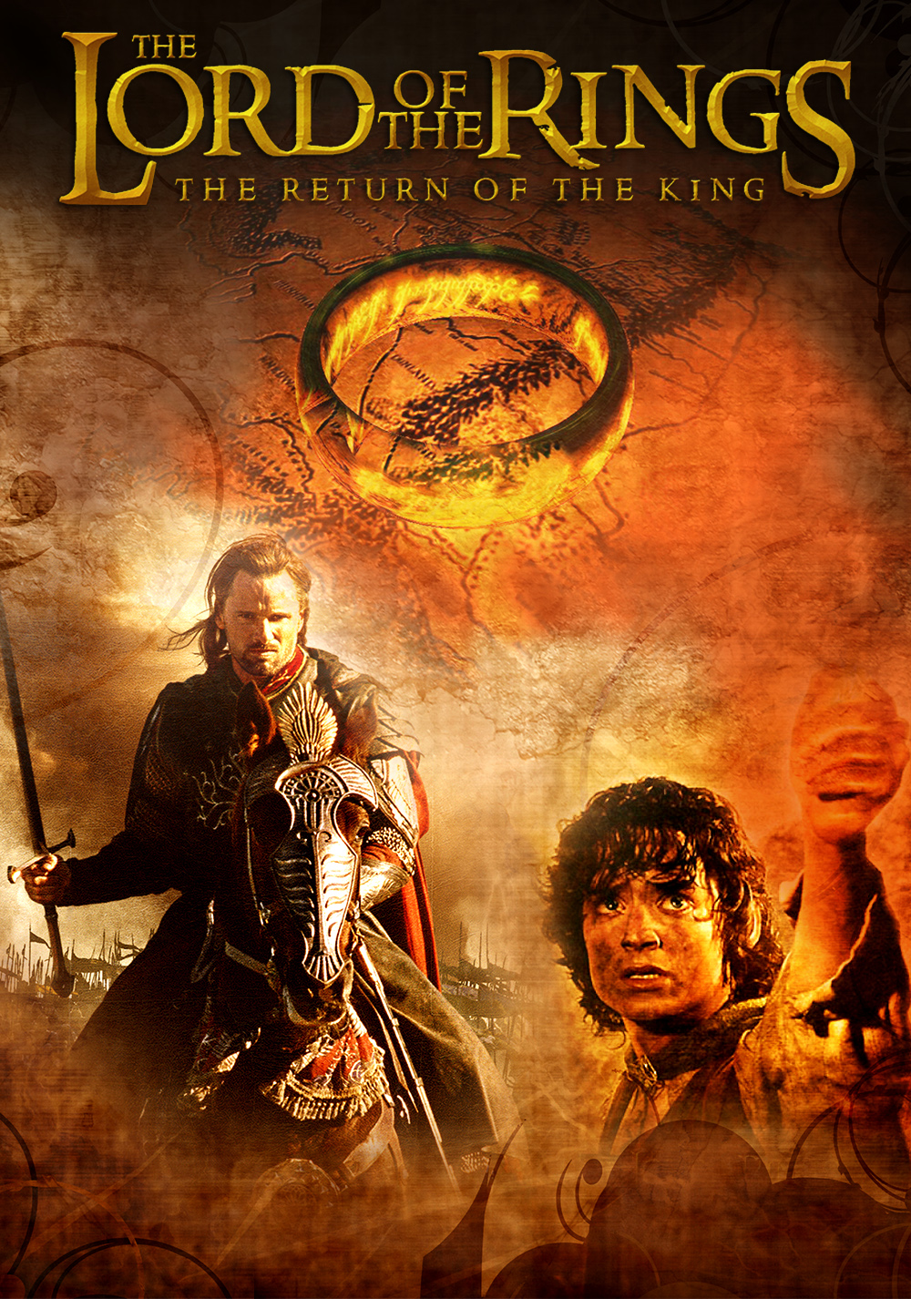 the virtues of fellowship courage wisdom and determination in lord of the rings return of the king a The lord of the rings: the fellowship of the ring (new line cinema, 2001), the two towers (new line cinema, 2002), and the return of the king (new line cinema, 2003), all directed by peter jackson based on the novels by j r r tolkien (houghton mifflin) screenplay written by frances walsh, philippa boyens, and peter jackson rated pg.